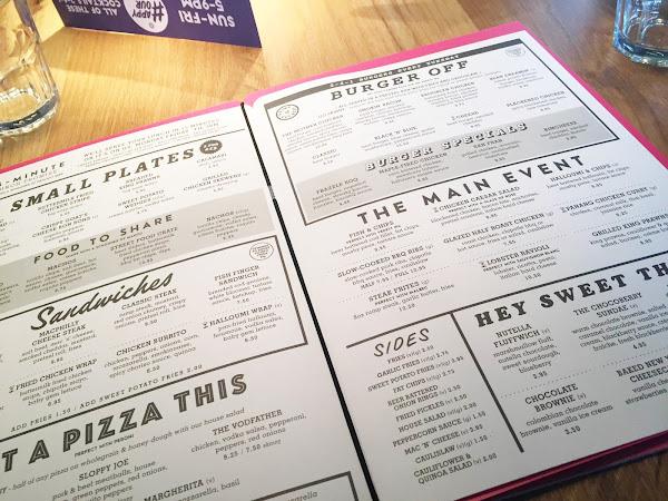 Introducing Stafford Revolution | Food