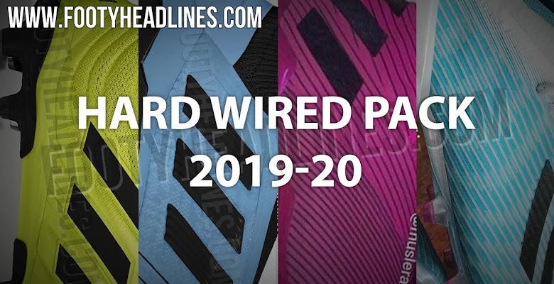 e0d99bc6d5b Ft. Next-Gen Nemeziz   X - Adidas  Hard Wired  2019-20 Boots Pack Leaked