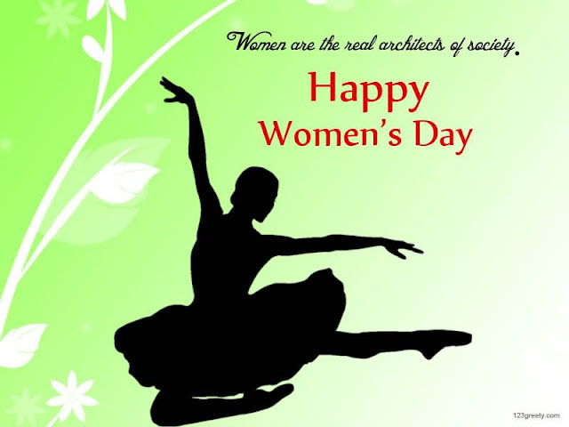 Top Best Happy Women's Day 2017 Greetings & HD Cards - International women's day Pics & Clieparts
