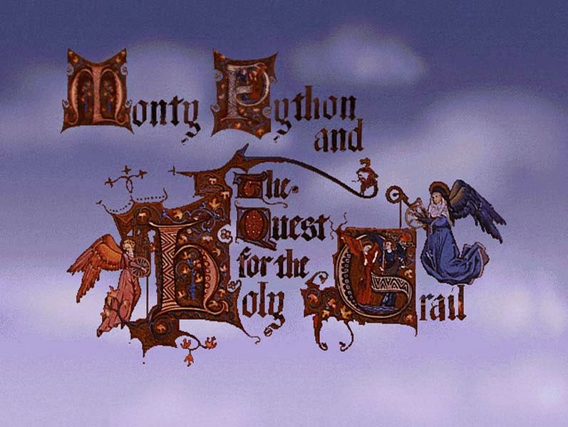 monty python and the holy grail download free
