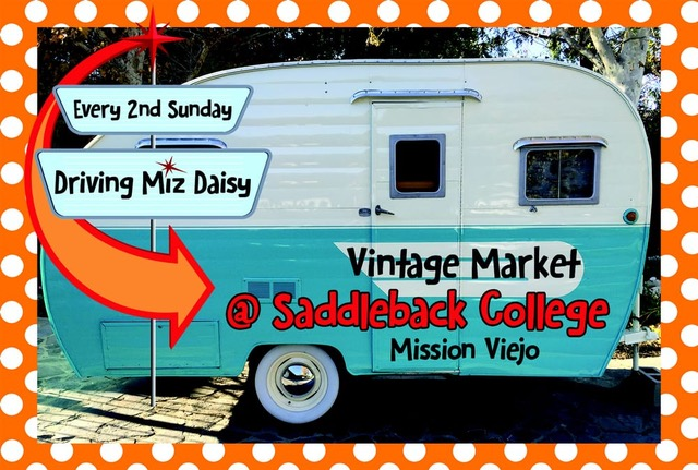 Driving Miz Daisy Mission Viejo flea market