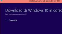 Scaricare Windows 10 come aggiornamento o download gratuito della ISO