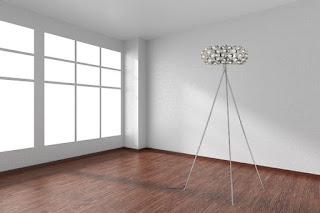interiérový nábytok Reaction, luxusný nábytok, stojanové lampy