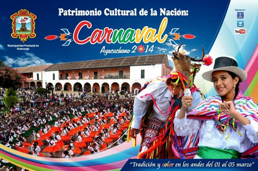 carnaval ayacuchano programa
