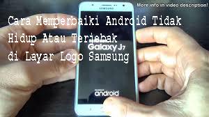 Cara Memperbaiki Android Tidak Hidup Atau Terjebak di Layar Logo Samsung 1