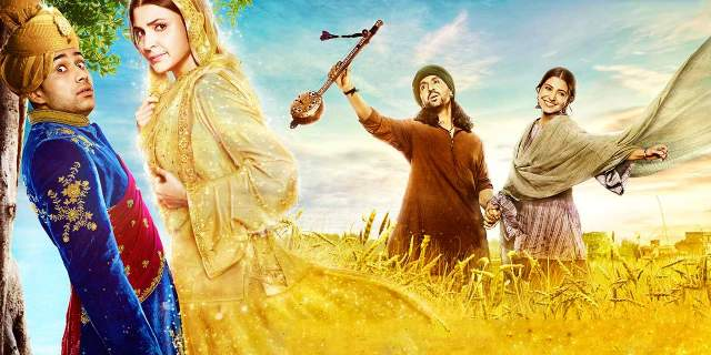 film review phillauri anushka sharma, diljit dosanjh, suraj sharma