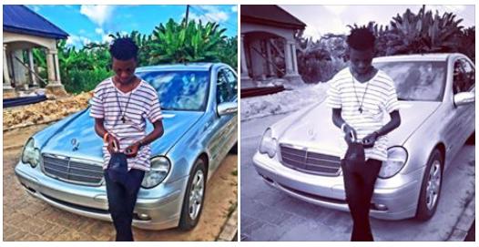 Busted! Popular Blogger Clement Ogudu Is Secretly Building A Mansion