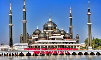 Senarai Buffet Ramadhan Terengganu 2019 (Harga dan Lokasi)