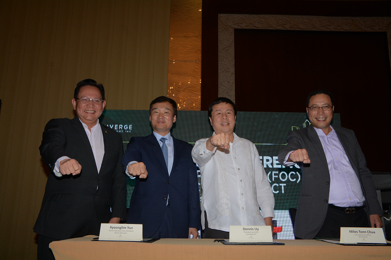 Converge ICT to spend USD 1.8 billion to boost fiber internet nationwide!