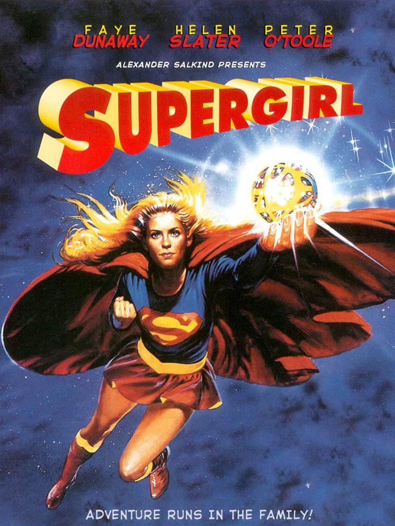 Supergirl [1984] [DVD9] [PAL] [Español]