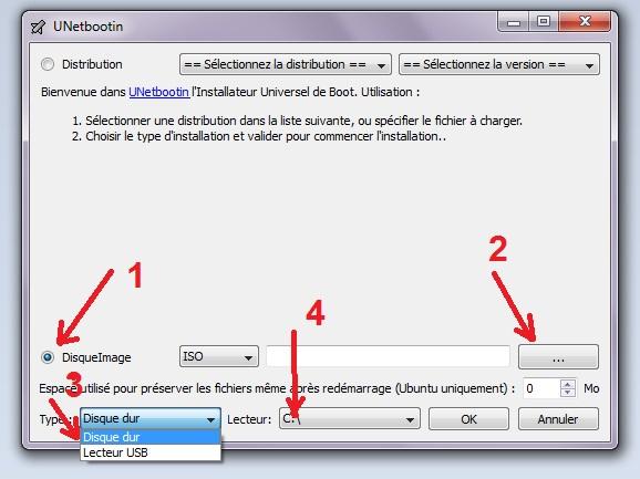 Cómo instalar Ubuntu/Linux sin USB ni CD/DVD