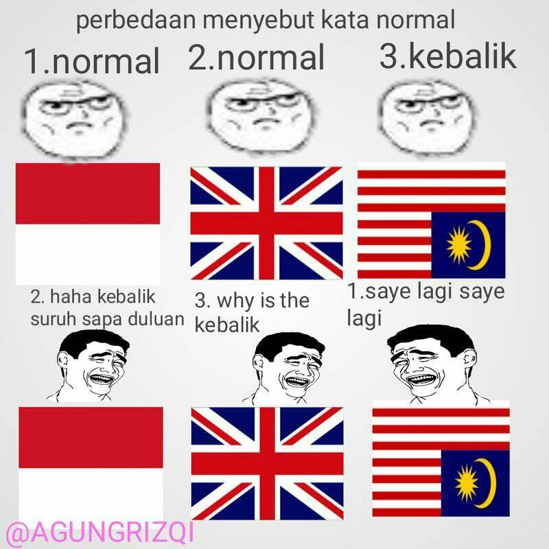 12 kumpulan meme lucu tentang malaysia kompas