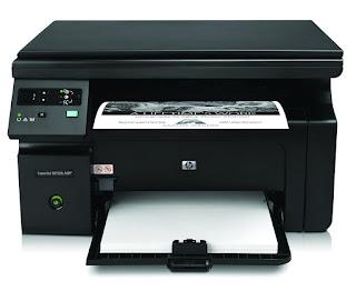 Download Printer Driver HP LaserJet M1136