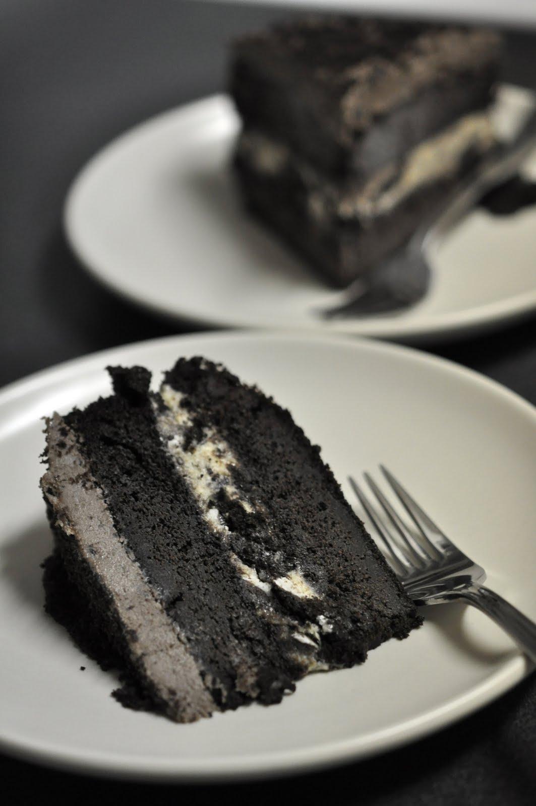 Yummy Recipezz Oreo Ice Cream Cake
