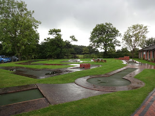 Mini Golf course at Four Ashes Golf Centre in Dorridge, Solihull