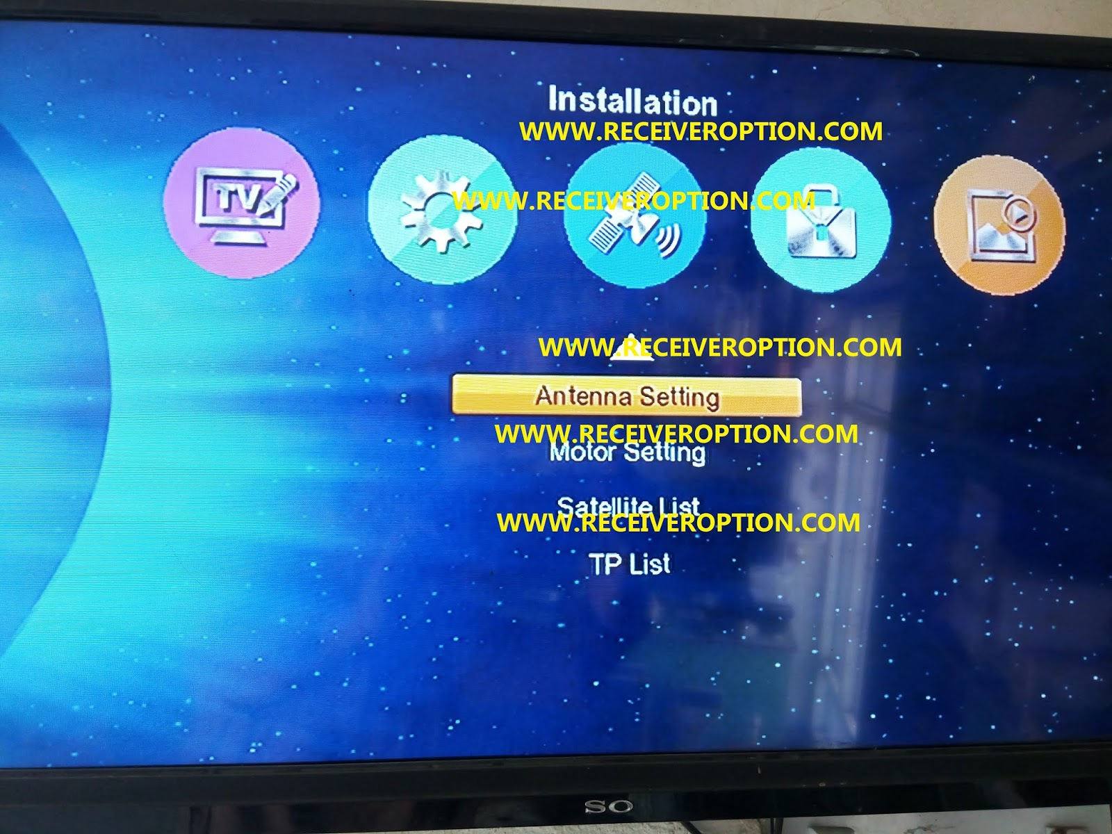 DIAMOND HD DM800 RECEIVER DUMP FILE - HOW TO ENTER BISS KEY POWER VU