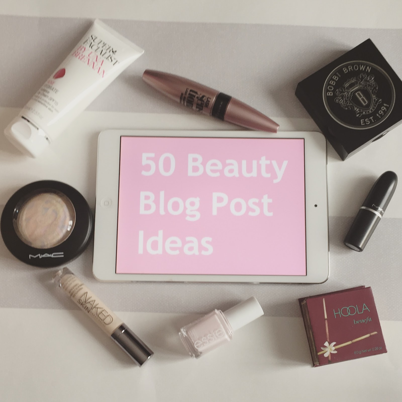 How to start writing a beauty blog