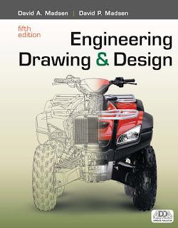 Engineering Drawing & Design 5th edition by David A. Madsen, David P. Madsen