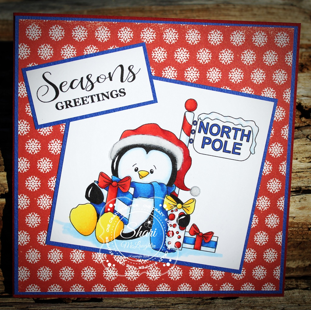 Pickled Memories North Pole Penguin