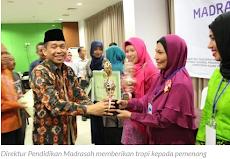 Selamat Jawa Tengah Menjadi Juara Umum Kompetensi Guru, Kepala Dan Pengawas Madrasah Berprestasi Tahun 2016
