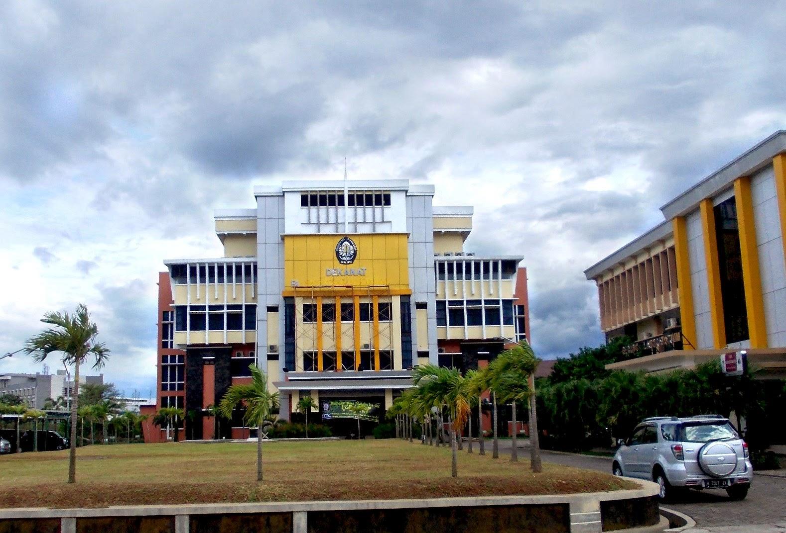 Universita Negeri Diponegoro utk tahun ini menawarkan Quota  DAYA TAMPUNG SBMPTN UNDIP