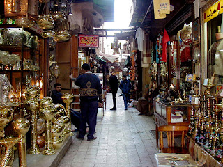 Cairo Shopping tour