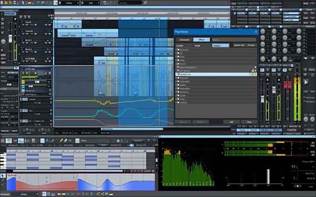 MAGIX Samplitude Pro X4 Suite v15 F.u.l.l - Tạo nhạc trên máy tính 2019