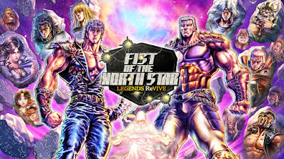 FIST OF THE NORTH STAR Apk + OBB Download