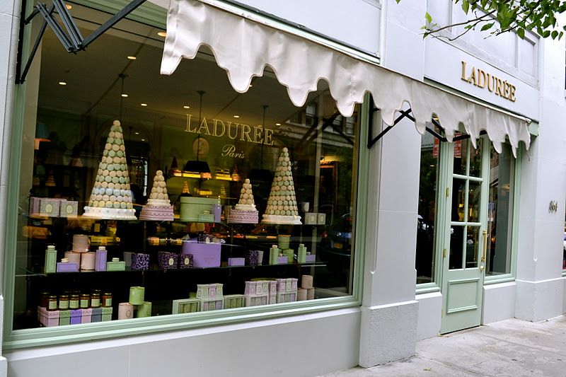 ladurée industry Ladurée soho, a tea salon evoking the atmosphere of 19th century paris, opens its doors today in new york city's soho neighborhood this is ladurée's second outpost in the us—the french import's first site on new york's upper east side, which opened a little over two years ago, is a retail boutique that sells its world-famous.