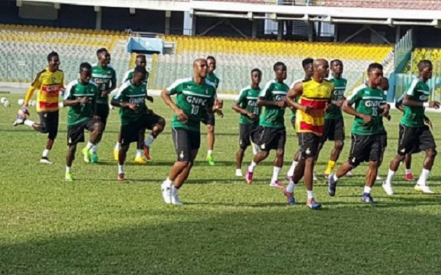 Ghana vs Ethiopia, Ghana eyes opening qualifying win over Ethiopia in Kumasi - 2019 AFCON