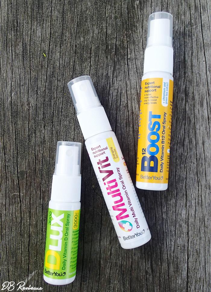 BetterYou Vitamin Oral Spray Review
