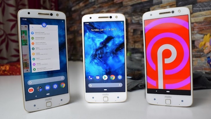 Download Custom ROM Android Pie Untuk Lenovo/Motorola smartphone