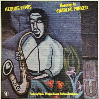 George Lewis, Homage to Charles Parker