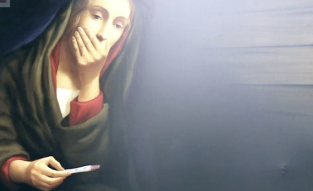 Psych prof claims God lacked Mary's 'consent'