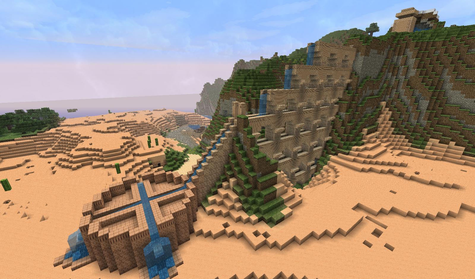 minecraft creations: Building ideas