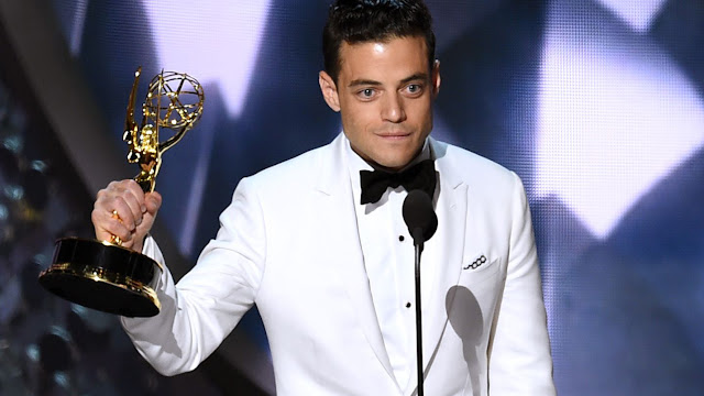 Since the 18-year-old actor Rami Malek first and best actor becomes a non-White