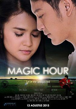 Download Film Magic Hour (2015) DVDRip Full Movie