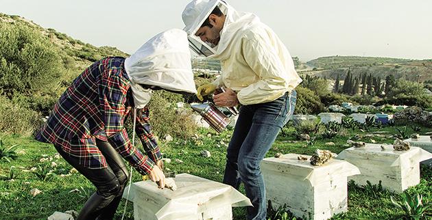 Δυο άνεργοι που έγιναν επιτυχημένοι μελισσοκόμοι!!!
