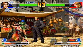 The King of Fighters '98 apk + obb