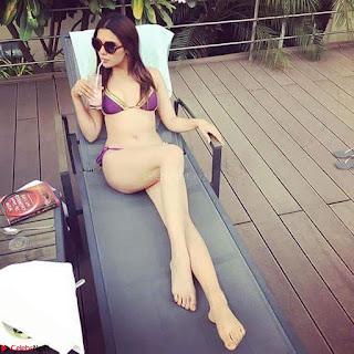 Ruhi Singh Bikini Vacation ~ Exclusive 004