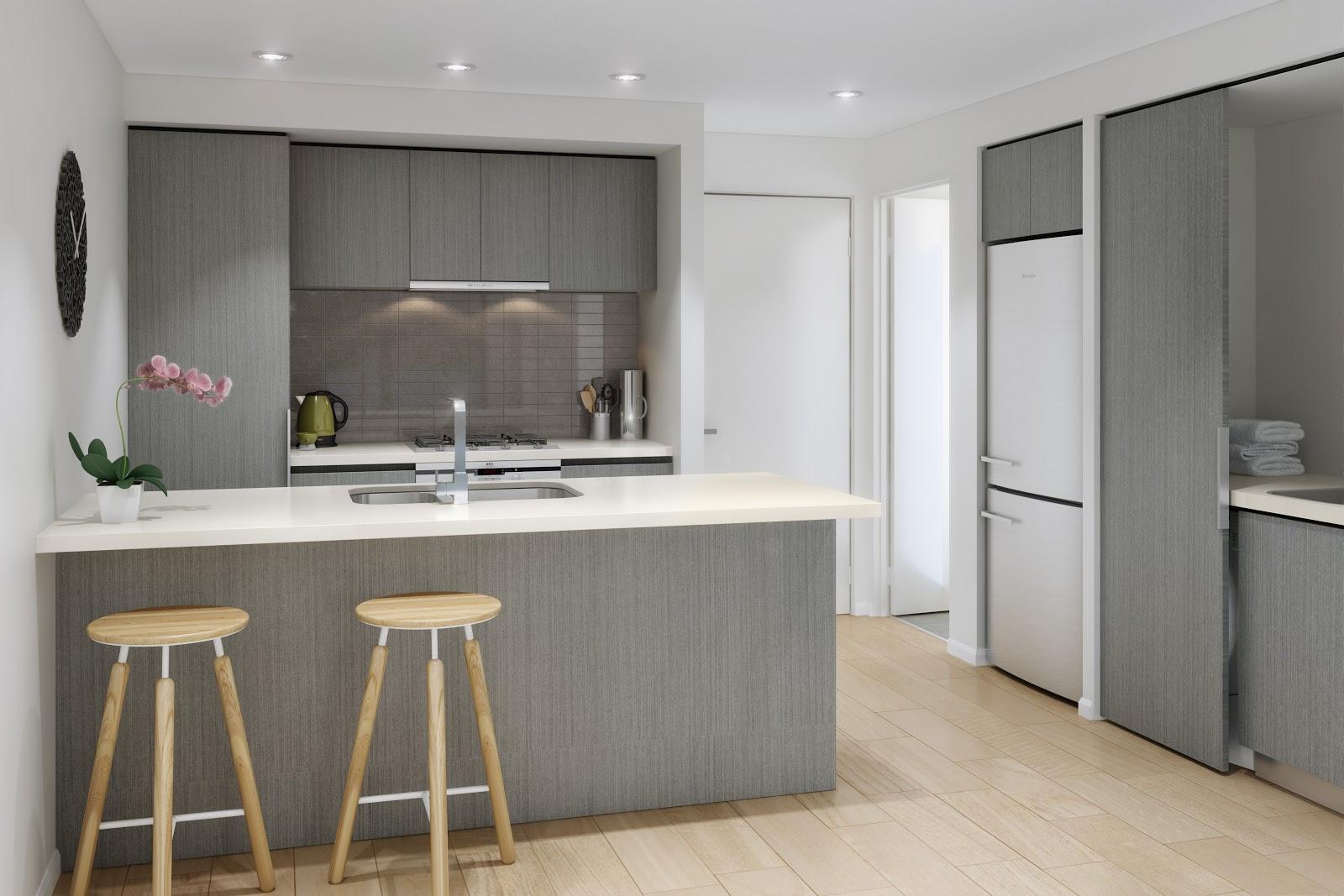 Sanctum Apartments Kitchen Colour Schemes