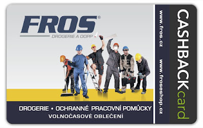 Cashback karta Lyoness - FROS
