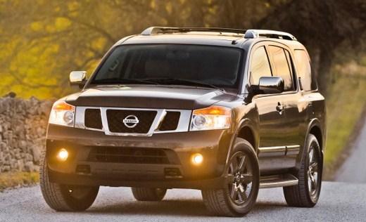 2015 Nissan Armada Redesign