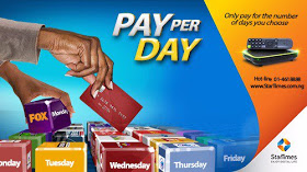 Startimes-pay-per-day