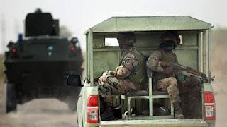 Dakarun sojin Najeriya hukuma bayyana nasara a kan kungiyar 'yan ta'adda Boko Haram