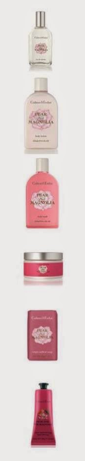 Crabtree & Evelyn's Pear and Pink Magnolia Collection.jpeg