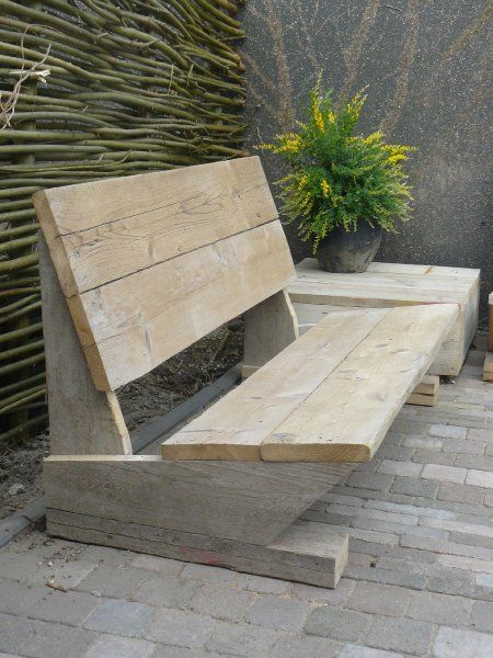 Casual Casa Simple Diy Furniture Benches
