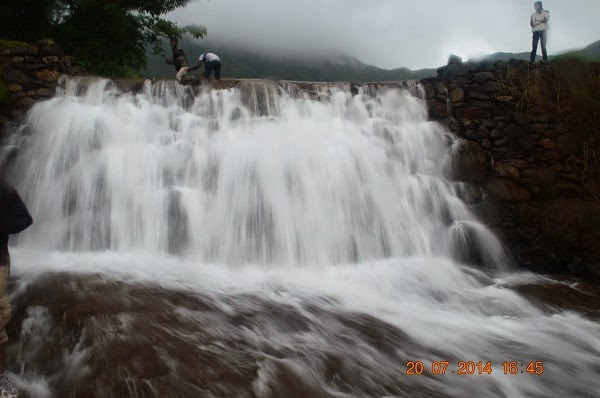 Torna water fall