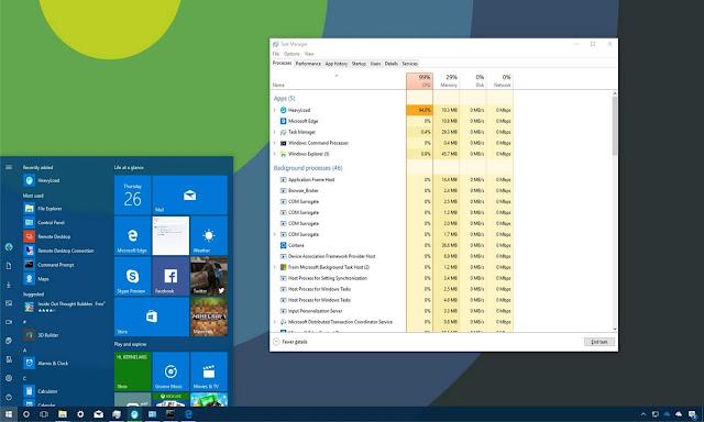 Cara Membuka Task Manager Di Semua Seri Windows  6 Cara Membuka Task Manager Di Semua Seri Windows [100% Work]