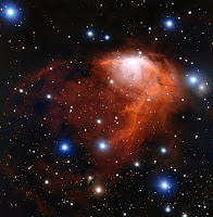 star forming cloud RCW 34